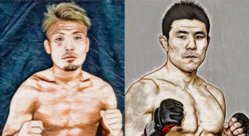 武田光司vs久米鷹介