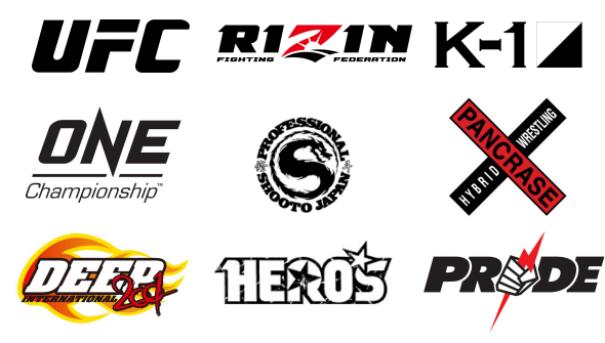 格闘技興行の種類 [MMA Entertainment]