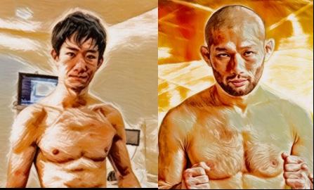瀧澤謙太(たきざわけんた) vs 今成正和(いまなりまさかず)