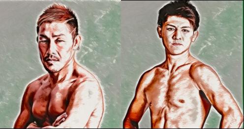 昇侍vs鈴木千裕