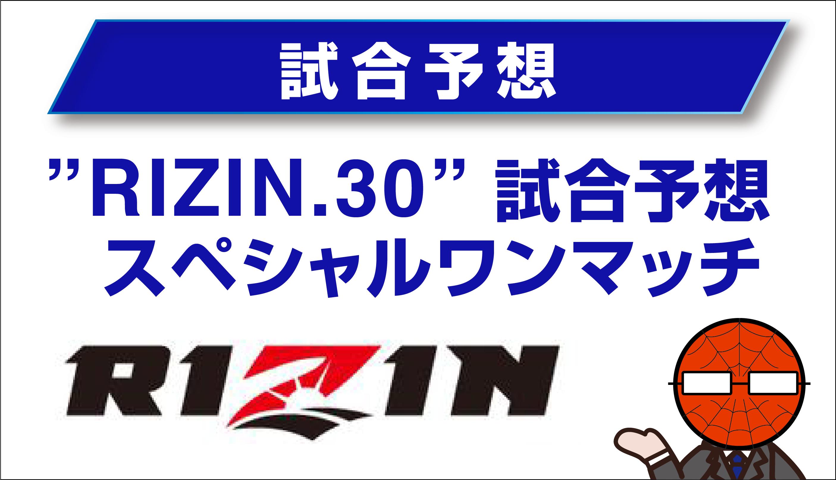 rizin-30